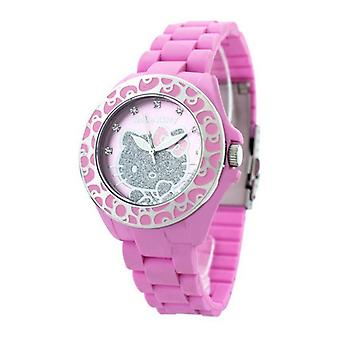 Infant's Watch Hello Kitty HK7143B-07 (43 mm)