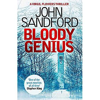Bloody Genius - Virgil Flowers 12 by John Sandford - 9781471185540 Book