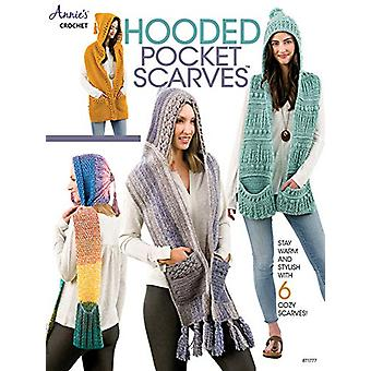 Hooded Pocket Scarves - Stay Warm and Stylish with 6 Cozy Scarves! by
