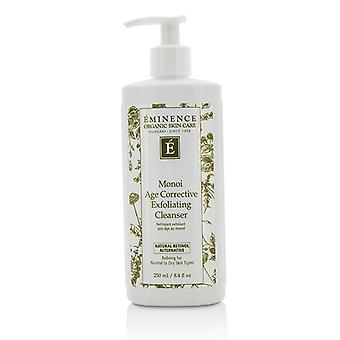Eminence Monoi Age Corrective Exfoliating Cleanser - For Normal to Dry Skin 250ml/8.4oz