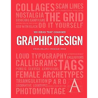 100 Ideas that Changed Graphic Design by Steven Heller - 978178627389