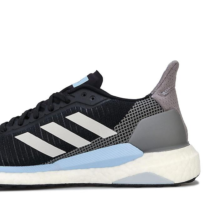 Women's adidas Solar Glide 19 Running Shoes in Black