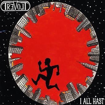 Trevolt - I All Hast [CD] USA import