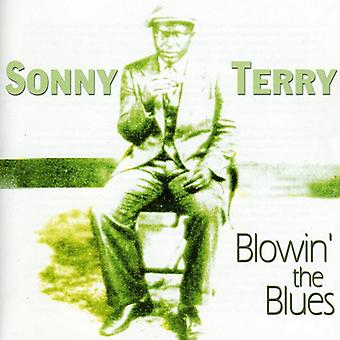 Sonny Terry - Blowin' the Blues [CD] USA import