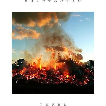 Phantogram - trois importation USA [CD]