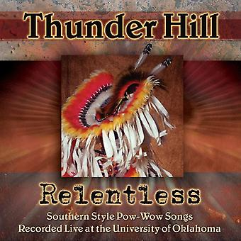 Thunder Hill - Relentless [CD] Usa import