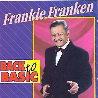 Franken*Frankie - Back to Basic (Javalins) [CD] USA import