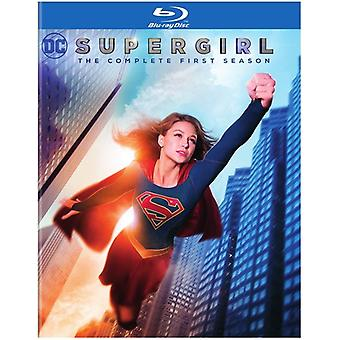 Supergirl: The Complete First Season [Blu-ray] USA import