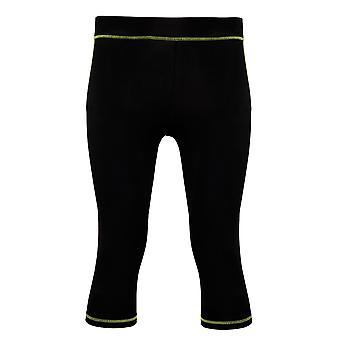 Tri Dri Womens/Ladies Calf Length Fitness Leggings