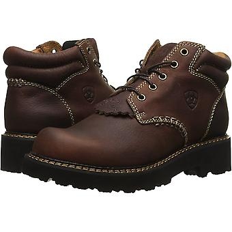 Ariat Women's Shoes Canyon western Leather Closed Toe Ankle Fashion Boots
