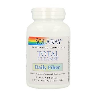 Total Cleanse Daily Fiber 120 capsules