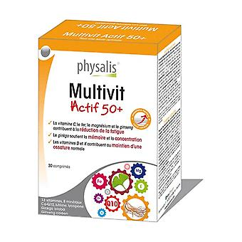 Active Multivit 50+ 30 tablets