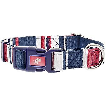 Ferribiella Adjustable Collar Color Mari  (Dogs , Collars, Leads and Harnesses , Collars)