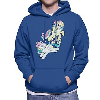 My Little Pony Sundance Leap Men's Hooded Sweatshirt