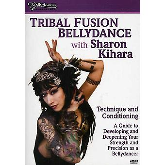 Tribal Fusion Bellydance [DVD] USA import