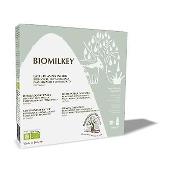 Biomilkey Donkey Milk Powder 100 g of powder
