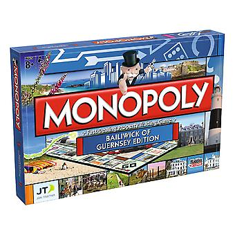 Guernsey Monopoly Board Game