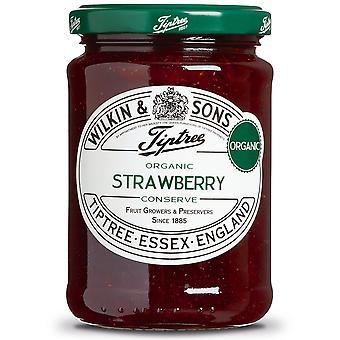 Tiptree Organic Strawberry Jam