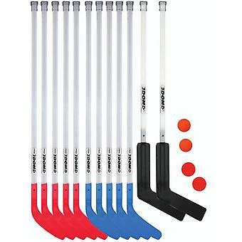 """HO123P, 42"""" Shield Deluxe Hockey Set"""