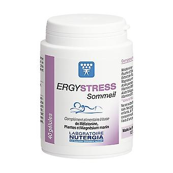 Ergystress Sleep 40 capsules