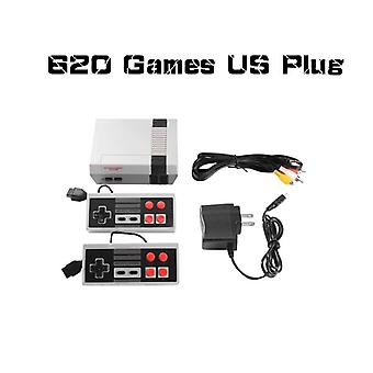 Built-in 500/620 Games Video Console 8bit Mini Tv Handheld Retro Game Console Handheld Retro Gaming Player Av