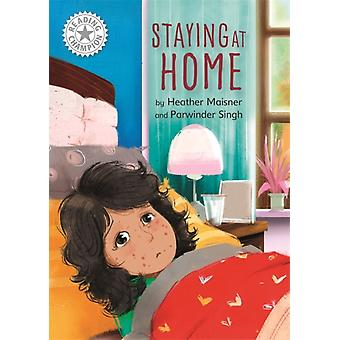 Reading Champion Staying at Home by Maisner & Heather