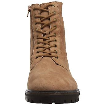 Lucky Brand Womens Idara Leather Round Toe Mid-Calf Fashion Boots