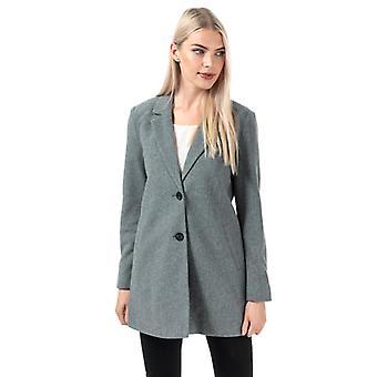 Frauen's Vero Moda Dafnelisa Jacke in grau