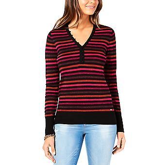 Tommy Hilfiger | Henley Stripe Pullover Sweater