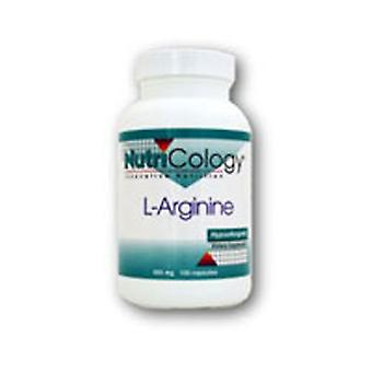 Nutricology/ Allergy Research Group L-Arginine, 500 mg, 250 VCaps