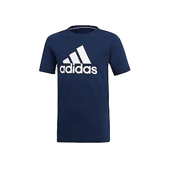 Adidas Must Haves Badge OF Sport DV0817 universal all year boy t-shirt