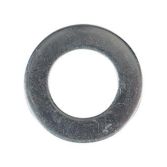 Forgefix Flat Washers DIN125 ZP M16 Forge Pack 8 FORFPWAS16