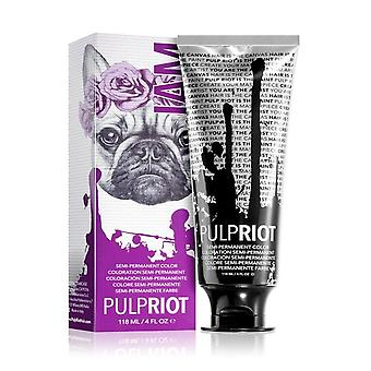 Pulp Riot Semi-permanent Cruelty-free & Vegan Hair Dye - Jam 118ml