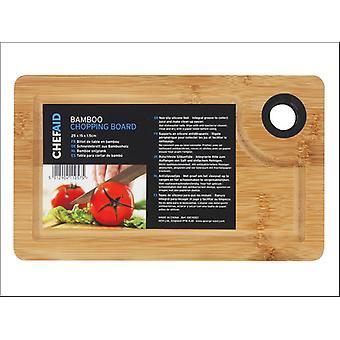 Chef Aid Bamboo Board 25 x 15 x 1.5cm 10E11057