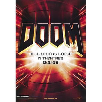 Doom Movie Poster Print (27 x 40)