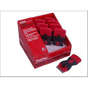 Rodo Contoured Plastic Mini Scraper PLDT006