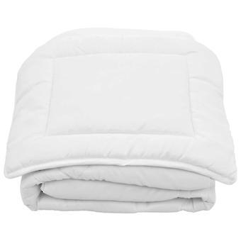 vidaXL 2 шт. Комплект постельного белья для детей Summer White 120×150 / 40×60 см