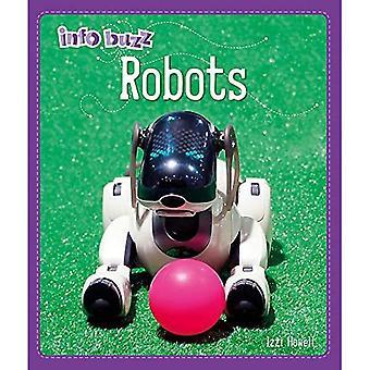 Info Buzz: S.T.E.M: Robots (Info Buzz: S.T.E.M)