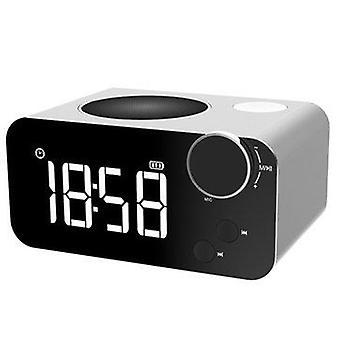 2000mAh بلوتوث FM راديو لاسلكي HIFI جودة الصوت HD مكبر صوت الميكروفون
