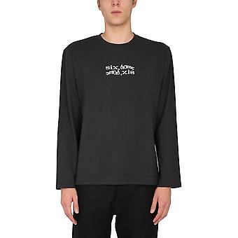 Our Legacy M4206bob Men's Black Cotton Sweater