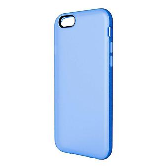 Belkin Textured Grip Candy Slim Cover Case for iPhone 6 - Translucent Blue