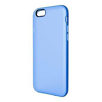 Belkin teksturoitu grip candy slim cover -kotelo iPhone 6: lle - läpikuultava sininen