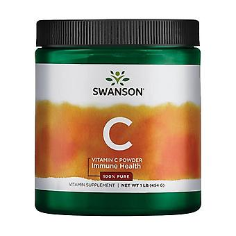 Vitamin C Powder 100% Pure 454 g of powder