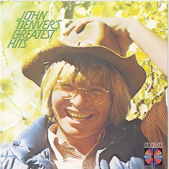 John Denver - Greatest Hits [CD] USA import