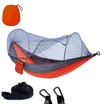 "Promotionâ € ""1-2 persoon Camping Outdoor Hangmat, met Mosquito Net Swing"