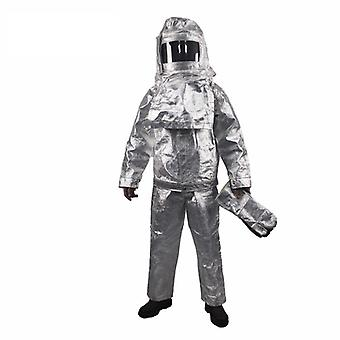 Heat Insulation Multifunction Fire Resistant Clothing, Industrial Proximity