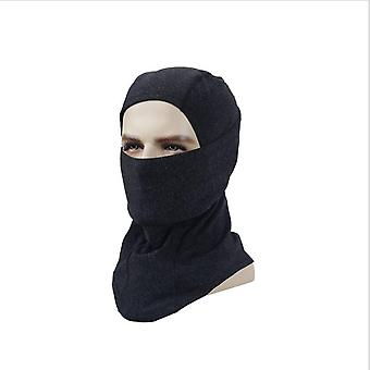 Ski Warmth Mask Winter Cold Protection Adult Stretch Velvet Warmth For Men And Women