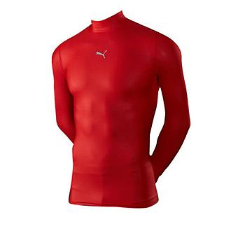 Puma السلطة PB الأساسية طويلة الأكمام الرجال قاعدة طبقة صالة الألعاب الرياضية التدريب الأعلى 511607 01