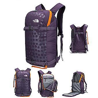The North Face Slackpack 20L Backpack Ski Bag Purple Womens NF0A2SAD X19B