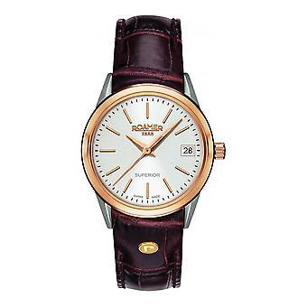 Roamer Superior 3H 508856491505 Women's Watch